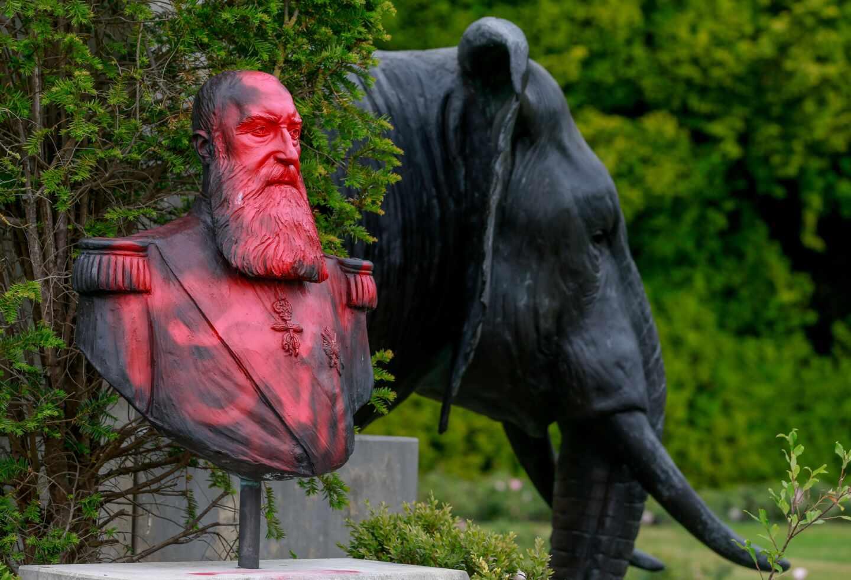 Estatua Leopoldo II