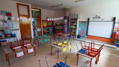 Los docentes piden a Educación que incorpore a enfermeros para la vuelta a las aulas