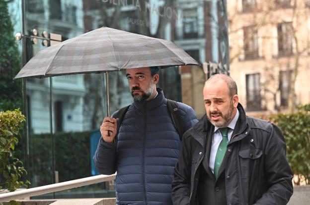 "El ex 'número 2' de Interior: ""Mi error fue ser leal a miserables como Jorge, Rajoy o Cospedal"""