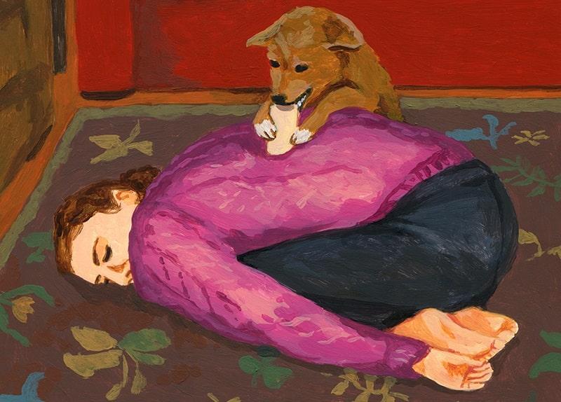 'Isolada', el cómic autobiográfico sobre maternidad y bipolaridad