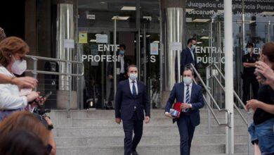 El delegado del Gobierno culpa a la Comunidad de Madrid de no advertir de los riesgos del 8-M
