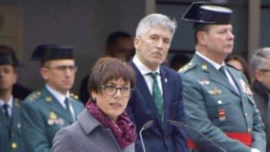 """La jefa de la Guardia Civil reconoce que purgó al coronel por """"no informar de investigaciones"""""""