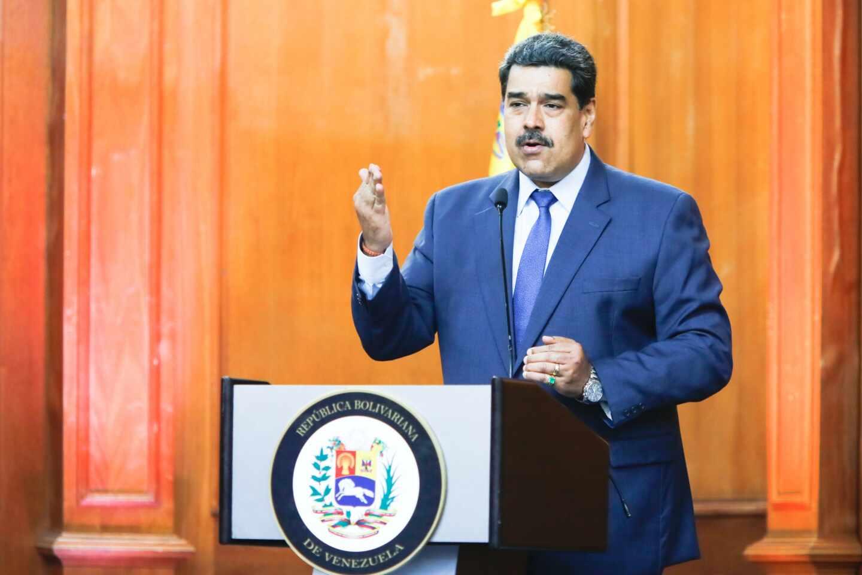 Maduro Venezuela UE