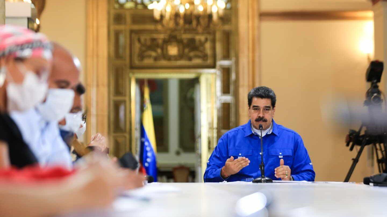 Maduro coronaviru