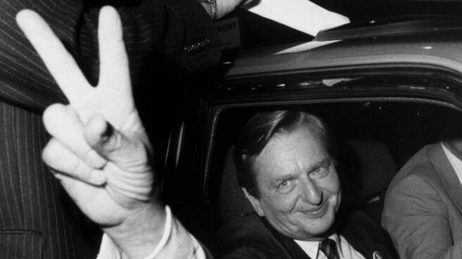 Olof Palme asesinato