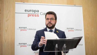 """Aragonés exige reactivar la mesa de diálogo """"antes de un mes"""""""