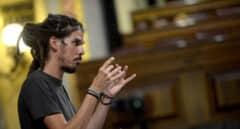 La Fiscalía pide seis meses de prisión para Alberto Rodríguez por atentado contra la autoridad