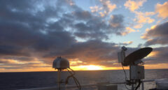El aire más limpio del mundo, localizado en el Océano Austral