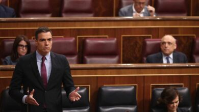 """Bal acusa a Sánchez de instalar a España en el """"guerracivilismo y en las trincheras"""""""