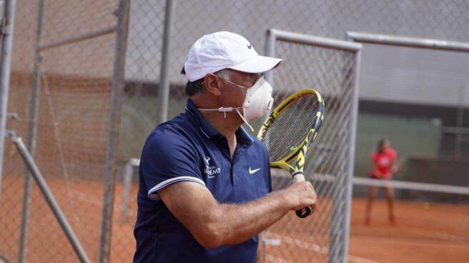 Toni Nadal, ex entrenador de Rafael Nadal y director de la Rafa Nadal Academy