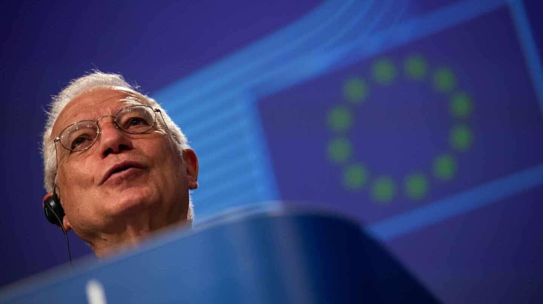 España-Borrell-Unión Europea