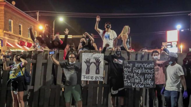 Protesta Mineápolis