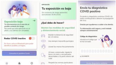 La letra pequeña de Radar COVID, la 'app' de rastreo que el Gobierno prueba en La Gomera
