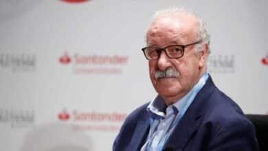 """Vicente del Bosque: """"Pedro Sánchez me llamó para hacer algo en política, pero dije que no"""""""