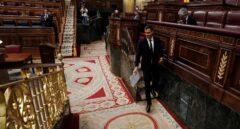 Del 8-M a la Guerra Civil: la tensión vuelve al Congreso de los Diputados