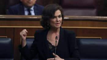 """Vox insiste en atacar a los Menas y Calvo les acusa de """"odio y falta de vergüenza"""""""