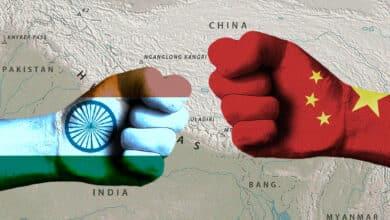 Duelo de titanes en el Himalaya