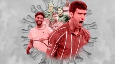 """Anatomía de un brote: quién es quién en la """"fiesta"""" de Djokovic"""