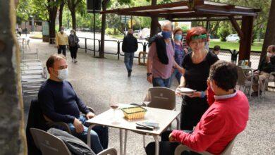 Tres comarcas de Aragón retroceden a la fase 2 por varios rebrotes