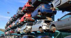 Hacienda busca chatarreros: subasta de 135 coches para el desguace desde 29.000 euros