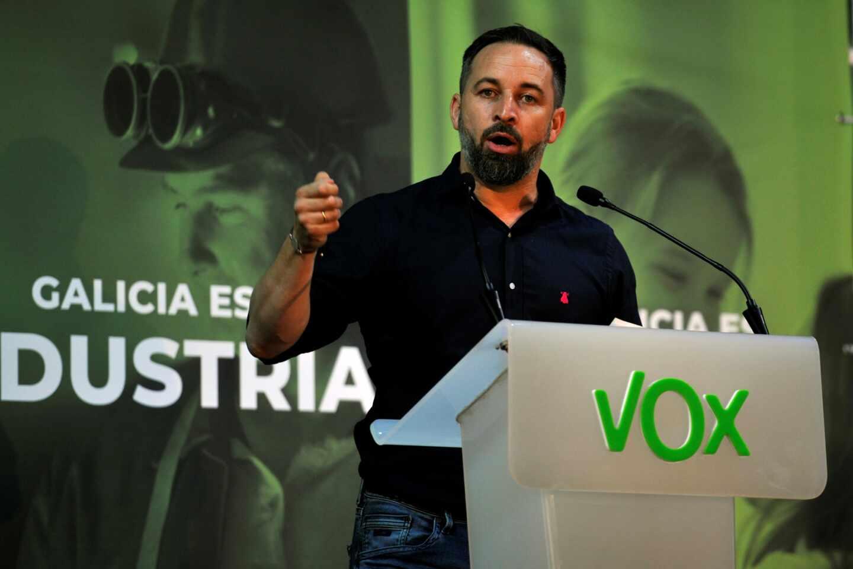 """Vox no acudirá al homenaje a las víctimas por ser """"una ceremonia exculpatoria"""" de un Gobierno """"criminal"""""""