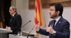 """Aragonès acusa a los borbones de ser """"una organización criminal"""""""