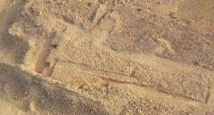 Una construcción de 8.000 años, hallada en un oasis de Arabia Saudí