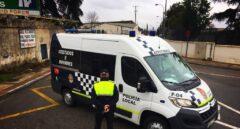 Tres detenidos acusados de ocupar una casa y atacar al inquilino con una espada en Granada