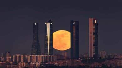 Mañana tendrá lugar un eclipse penumbral que podrá observarse en España