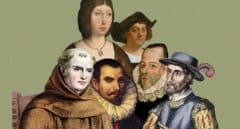 """Los personajes """"malditos"""" de la Historia de España"""