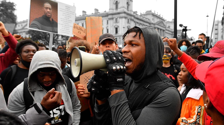 Protestas solidaridad George Floyd