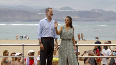 Los reyes visitarán La Palma el próximo jueves