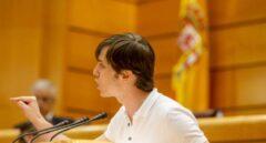 El PP abandona el pleno tras una gran bronca con un senador de Más Madrid