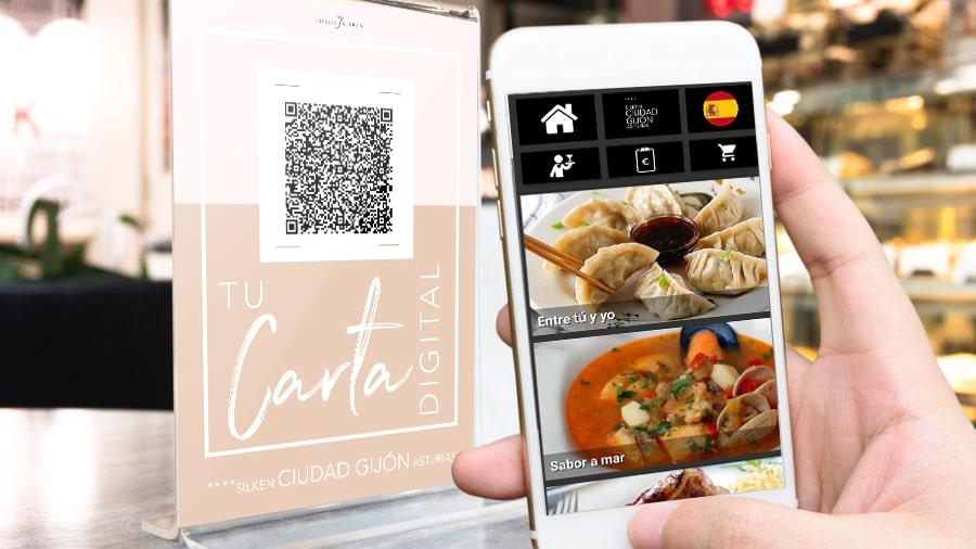 Imagen de la herramienta digital para hoteles de Telefónica.