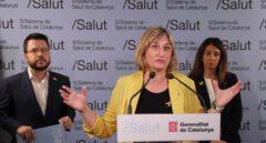 Aragonés intenta apropiarse la paga a los sanitarios y JxCat fuerza la comparecencia compartida con Budó