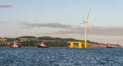 El parque eólico que ACS construye en Escocia contará con la financiación del ICO
