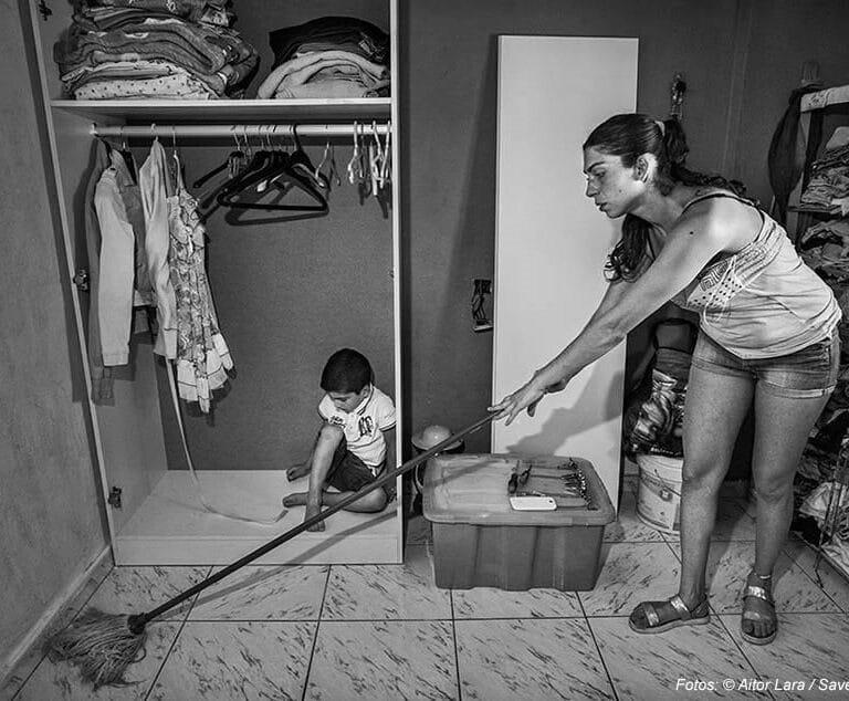 La crisis del Covid amenaza con disparar aún más la pobreza infantil en España