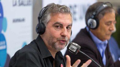 """El palo de Alsina a Echenique: """"En la cabeza de un fanático sólo hay dos tipos de periodistas"""""""