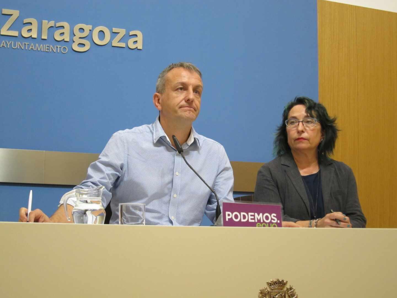 """Podemos se niega a acudir al homenaje a Miguel Ángel Blanco en Zaragoza por estar """"politizado"""""""