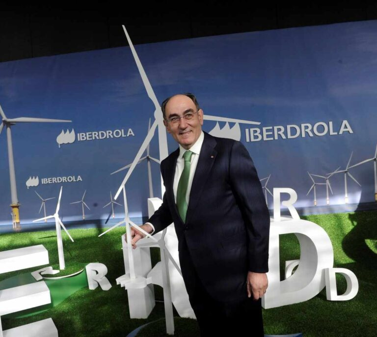 Iberdrola ya produce más del 50% de la electricidad en energías renovables