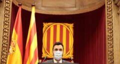 Torrent convoca el viernes el pleno sobre la monarquía