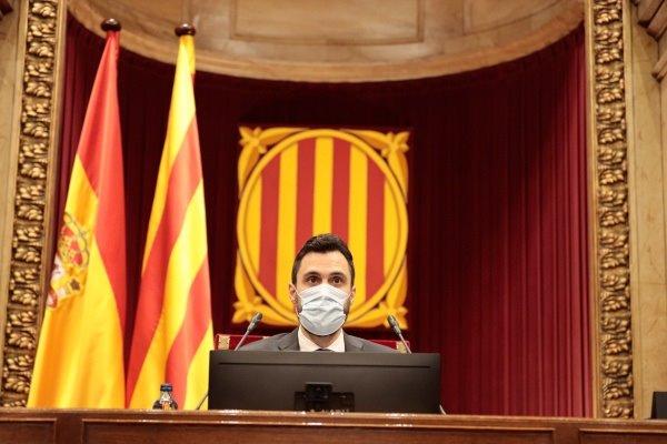 JxCat apunta a la presidencia del Parlament y busca sustituto para Torrent