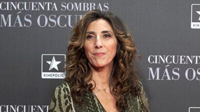 Paz Padilla dejó de asistir a 'Sálvame' para proteger a su marido del coronavirus