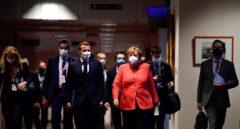 Europa no deja sitio al programa de Podemos