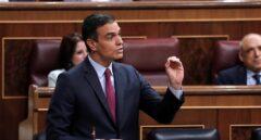 """Sánchez ve """"lamentable"""" la retirada de la calle Largo Caballero en Madrid"""
