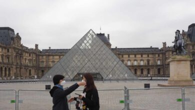 El Museo del Louvre reabre hoy el 70% de sus salas