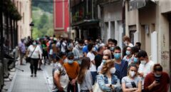 Euskadi ha realizado ya test PCR o de antígenos al 60% de su población