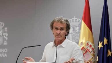 "Simón: ""Agradezco que los belgas no recomienden venir a España, es un problema que nos quitan"""