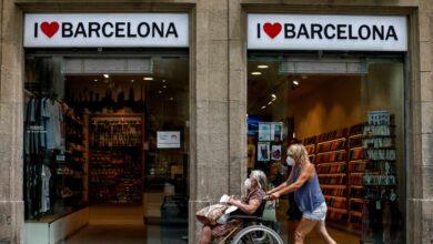 Los contagios se vuelven a disparar en Cataluña con 1.949 nuevos positivos