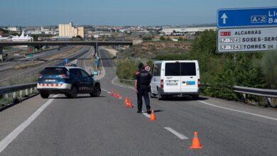 La Generalitat confirma 14 brotes de Covid en la comarca confinada de Lleida